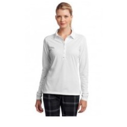LADIES POLO SHIRTS L/S